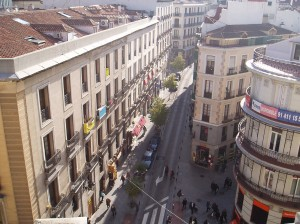 MadridISAterracestreetview