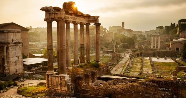 Ancient Rome and Pompeii: Spring Break