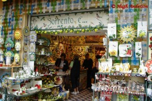 how to get from rome to sorrento by train