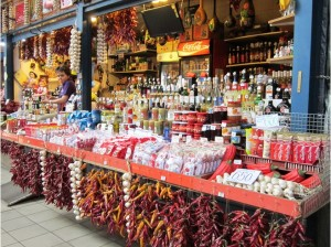 6410978-Produce_stall_at_the_Central_Market_Budapest
