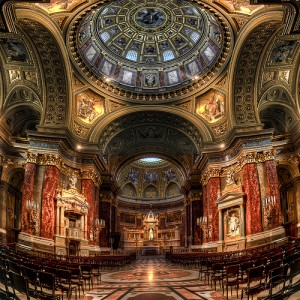 St. Stephen's Basilica - HDR