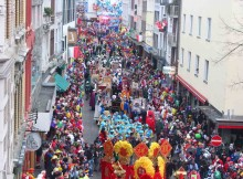 Karneval in Cologne – by Lillian Seib